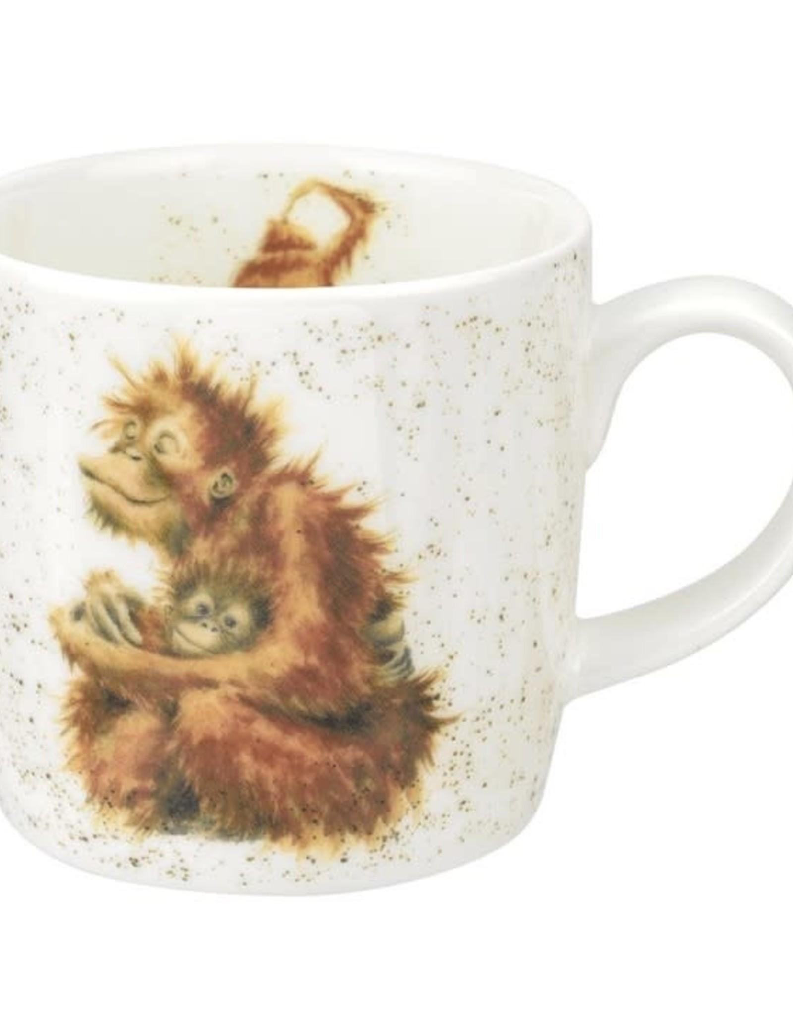 wrendale Tasse Orang-outan - Orangutan