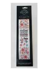 Fabrique Champêtre Signet éducatrice formidable (fleurs)
