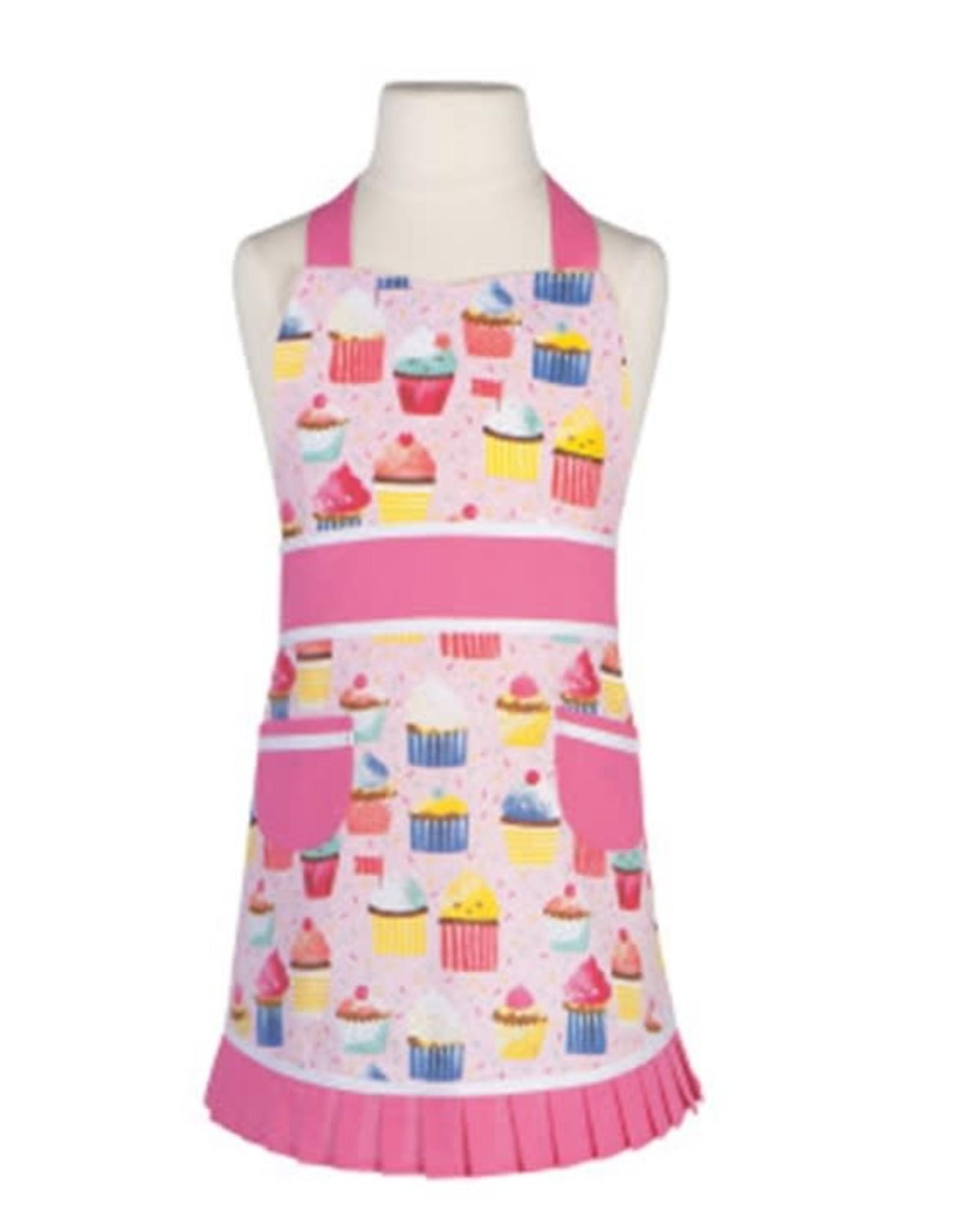 Petit tablier cupcakes - enfant