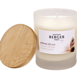 Maison Berger Bougie Relax - Douceur orientale