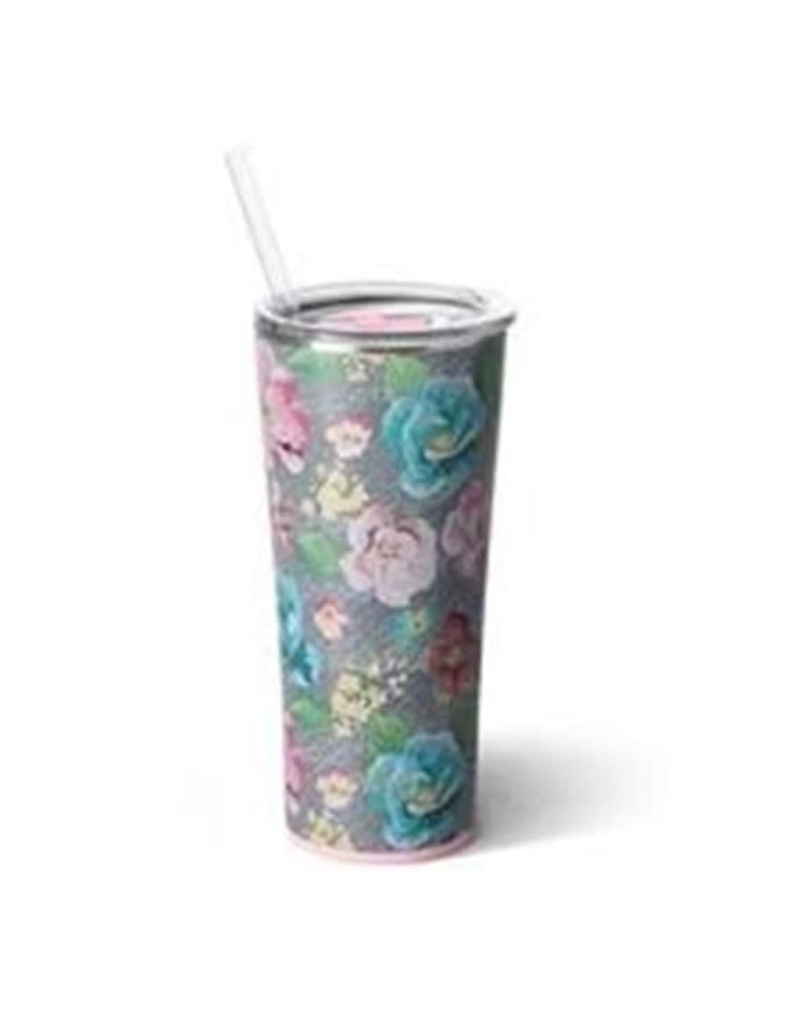 Swig Gobelet à café fleurs roses