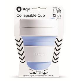 Tasse repliable stojo bleu pâle