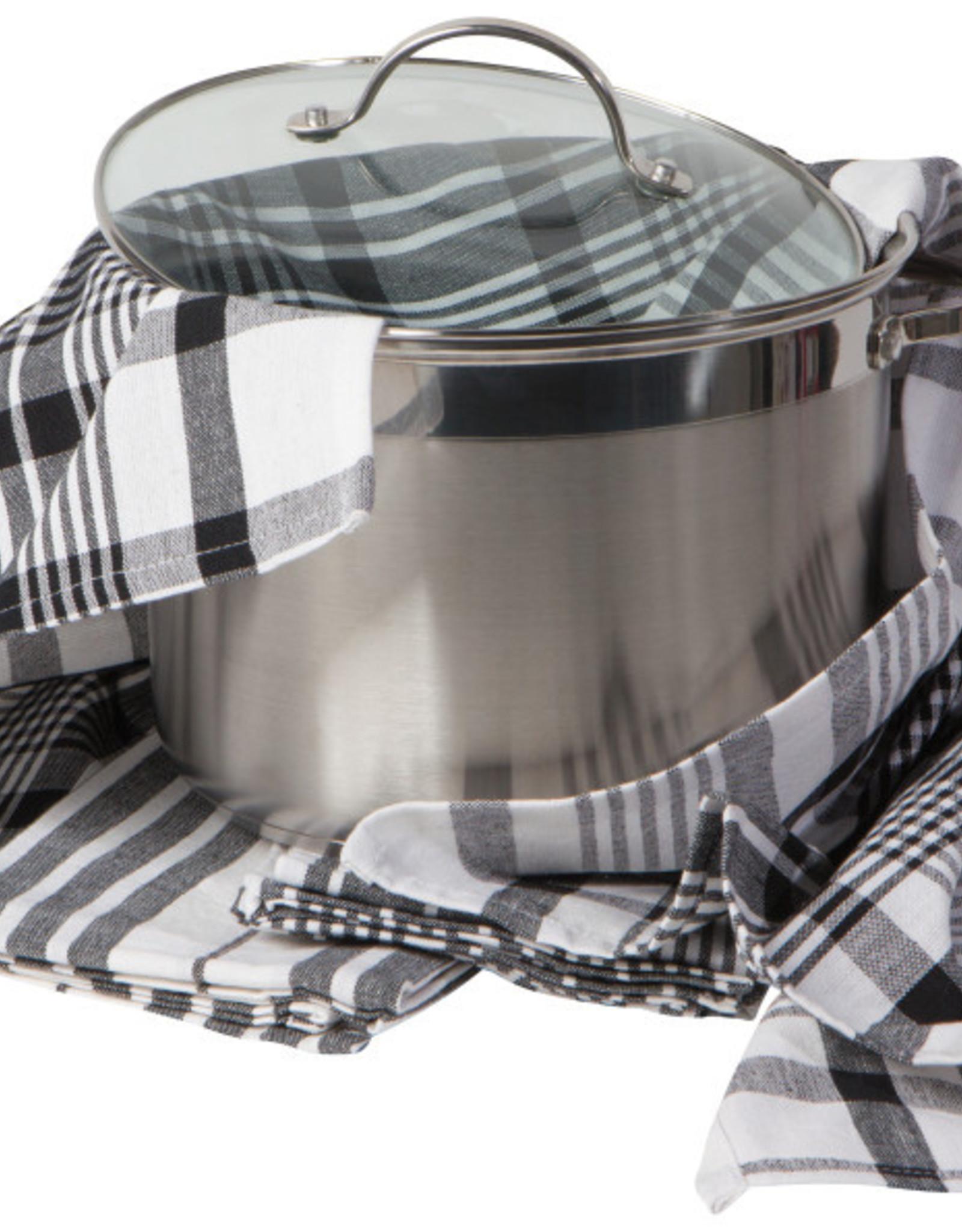 Linge à vaisselle Jumbo noir
