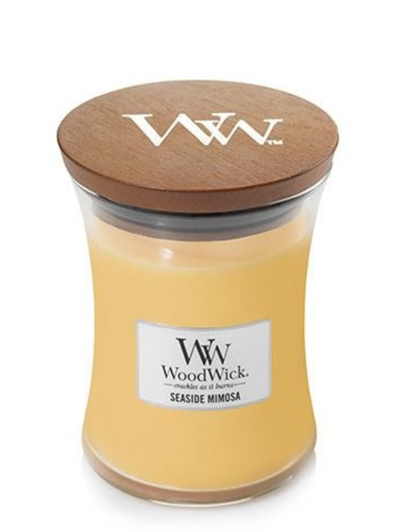 Woodwick Bougie Seaside mimosa