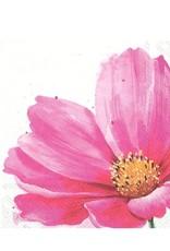 Serv. table Fleur rose Ally