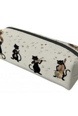 Petite trousse chat musique