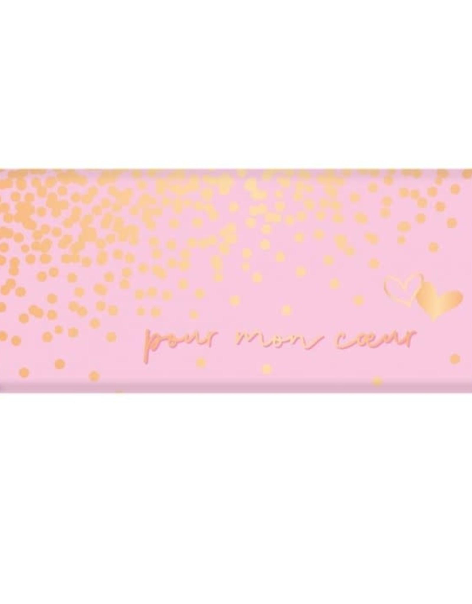 Barre de chocolat - Pour mon coeur
