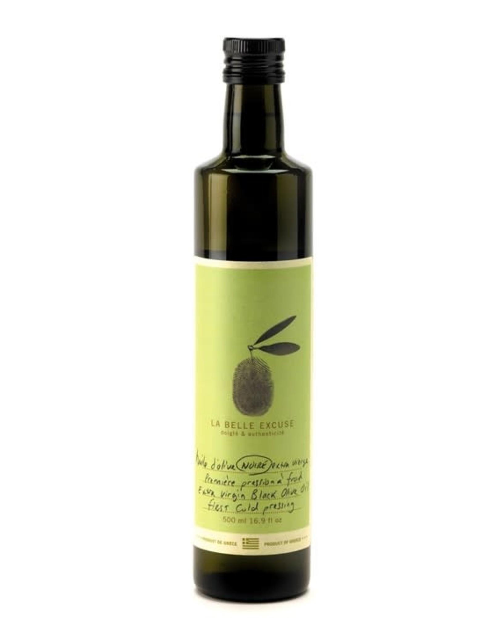 La Belle Excuse Huile d'olive noir extra-vierge
