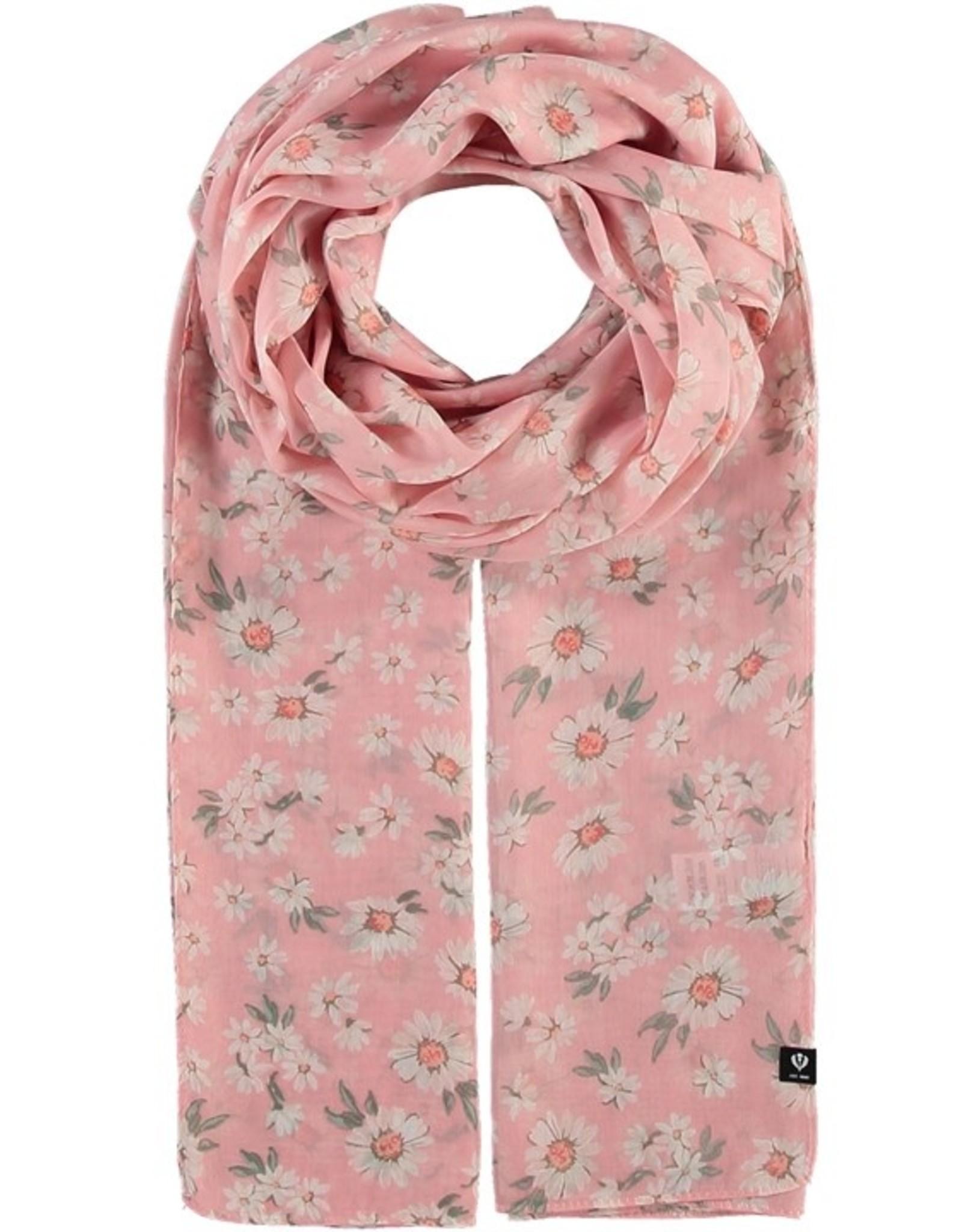 Fraas Foulard marguerite - Rose