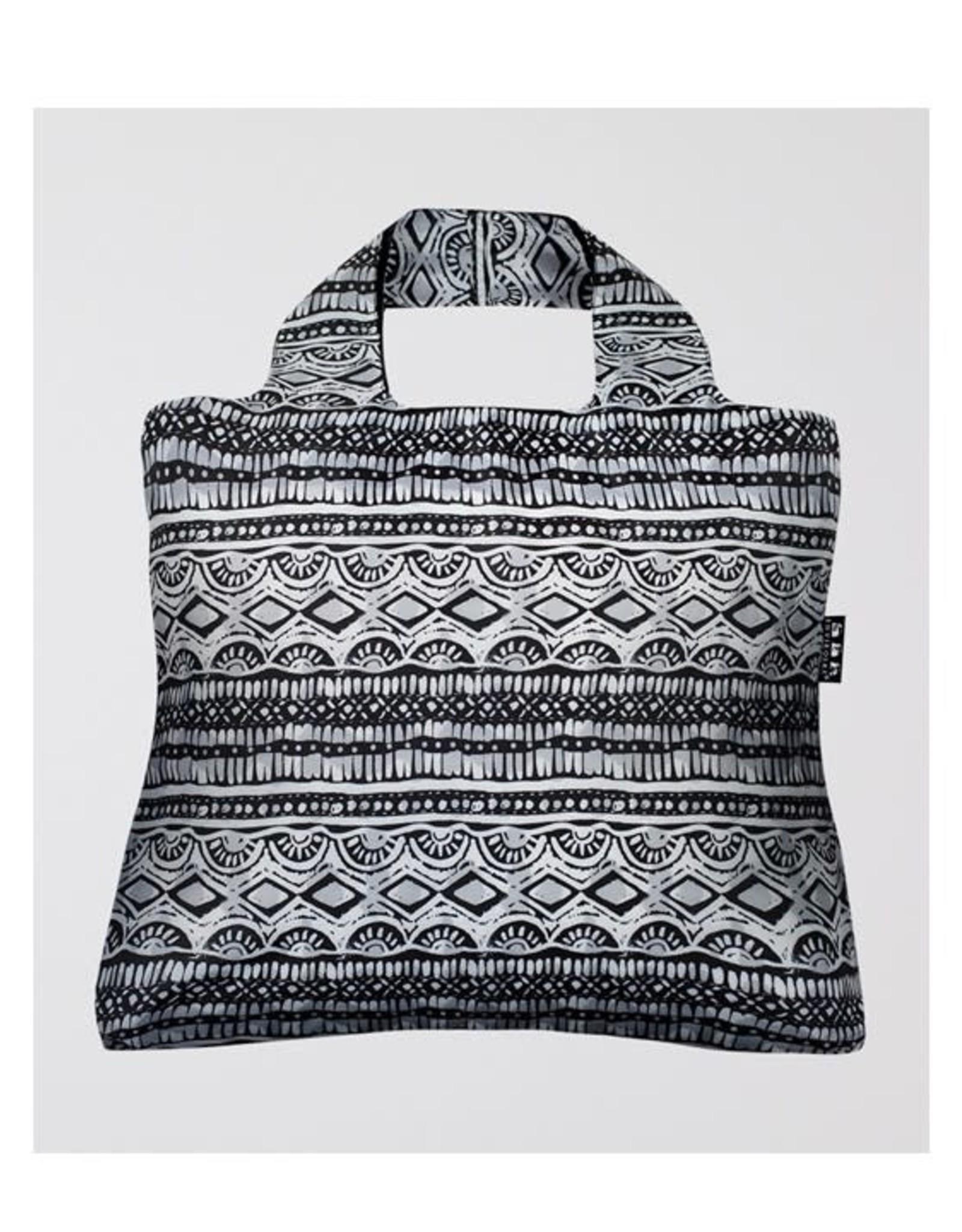 Envirosax Sac magasinage - motifs noir & blanc