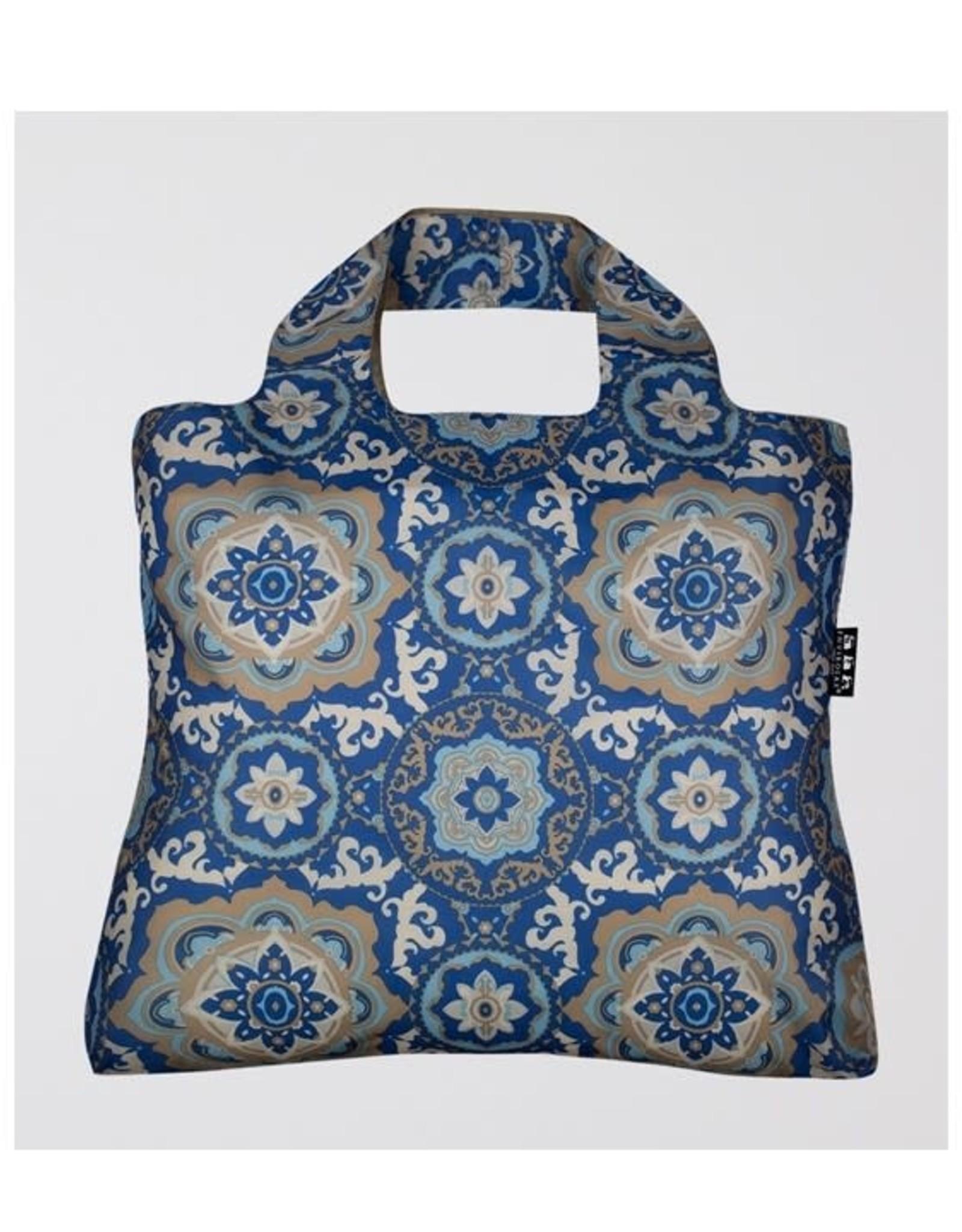 Envirosax Sac magasinage  -  Mandala bleu