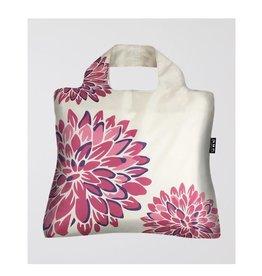 Envirosax Sac magasinage  Fleur -  Beige & Mauve