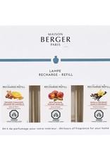 Maison Berger Trio de parfums Orange- vanille- pomme