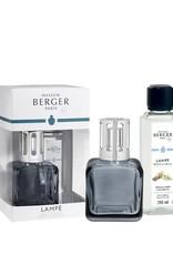 Maison Berger Coffret lampe ice cube gris