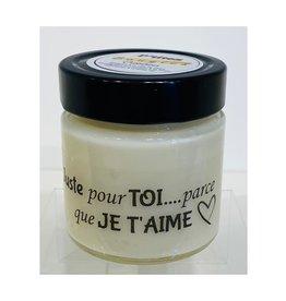 Les p'tites bougies Bougie - Juste pour toi ...