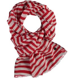 Fraas Foulard vague Rouge