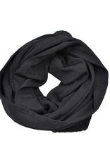 Baluchon Foulard infini noir #1858-1449