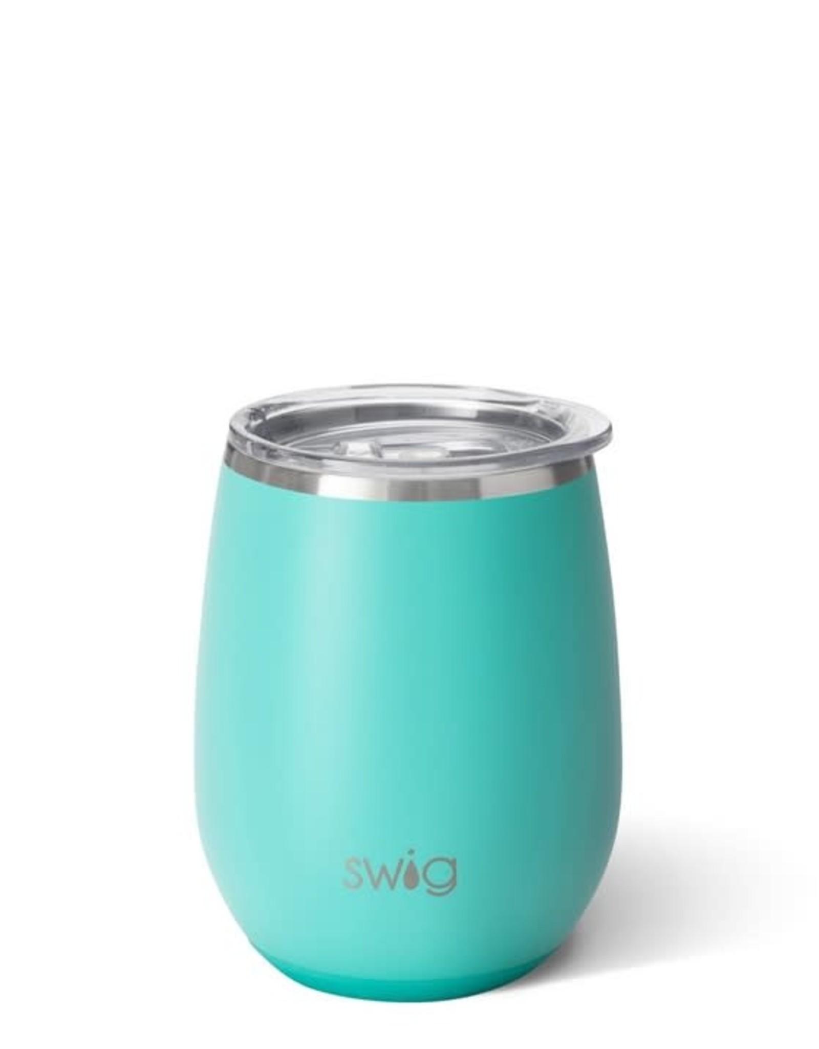 Swig Verre thermos - Aqua