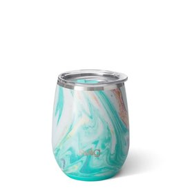 Swig Verre thermos - multi turquoise