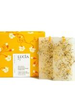 Lucia  par  Pure Living Plaquettes de cire parfumée feuille de thé et miel