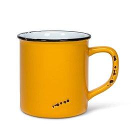 Mug - Jaune ocre