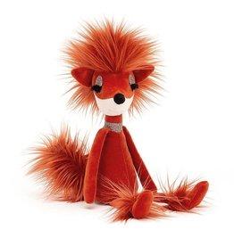 Jelly cat Francesca - le renard roux