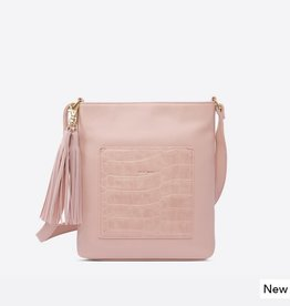 Pixie Mood Sac Lily - rose Croco