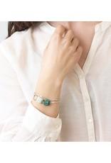 Anne-Marie Chagnon Bracelet - Florette aquatique