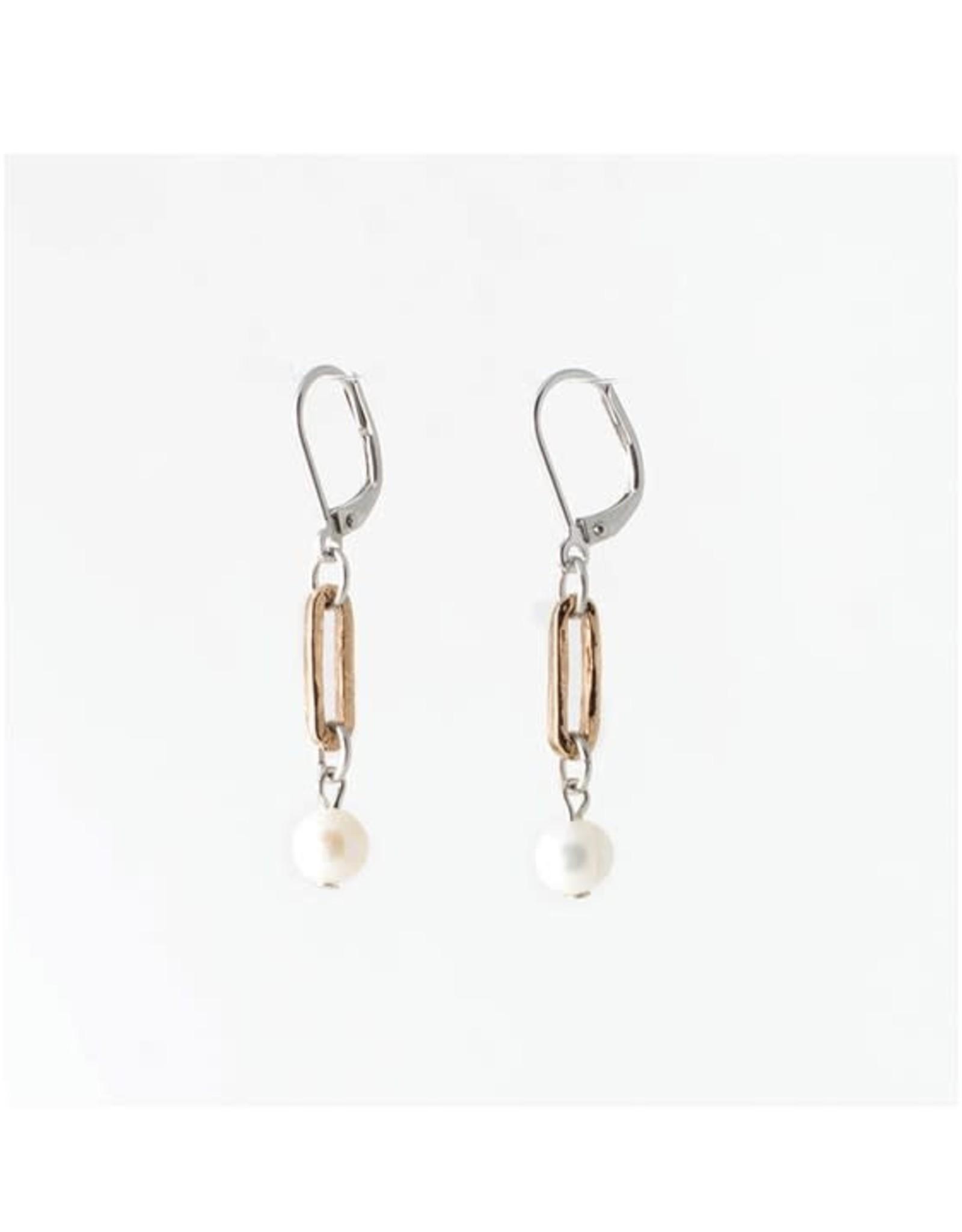 Anne-Marie Chagnon Akiko bronze & perle