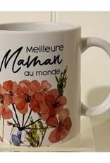 Fabrique Champêtre Tasse Maman - Ophélia