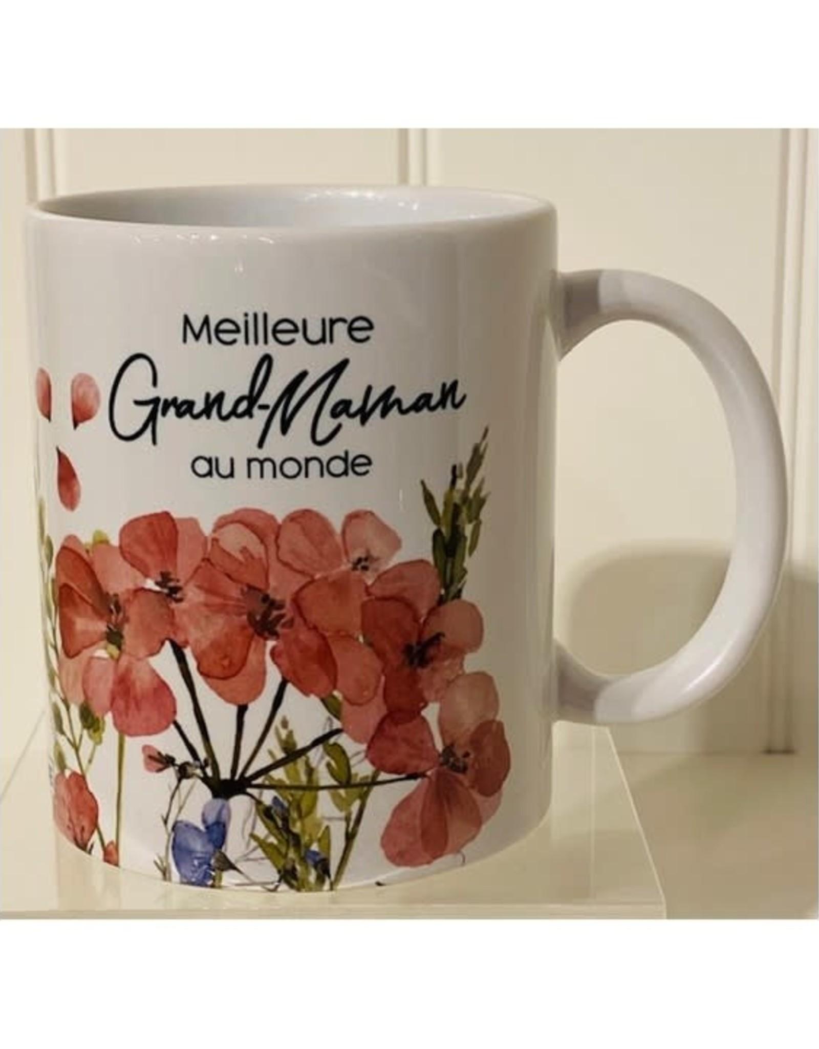Fabrique Champêtre Tasse Grand-maman - Ophélia
