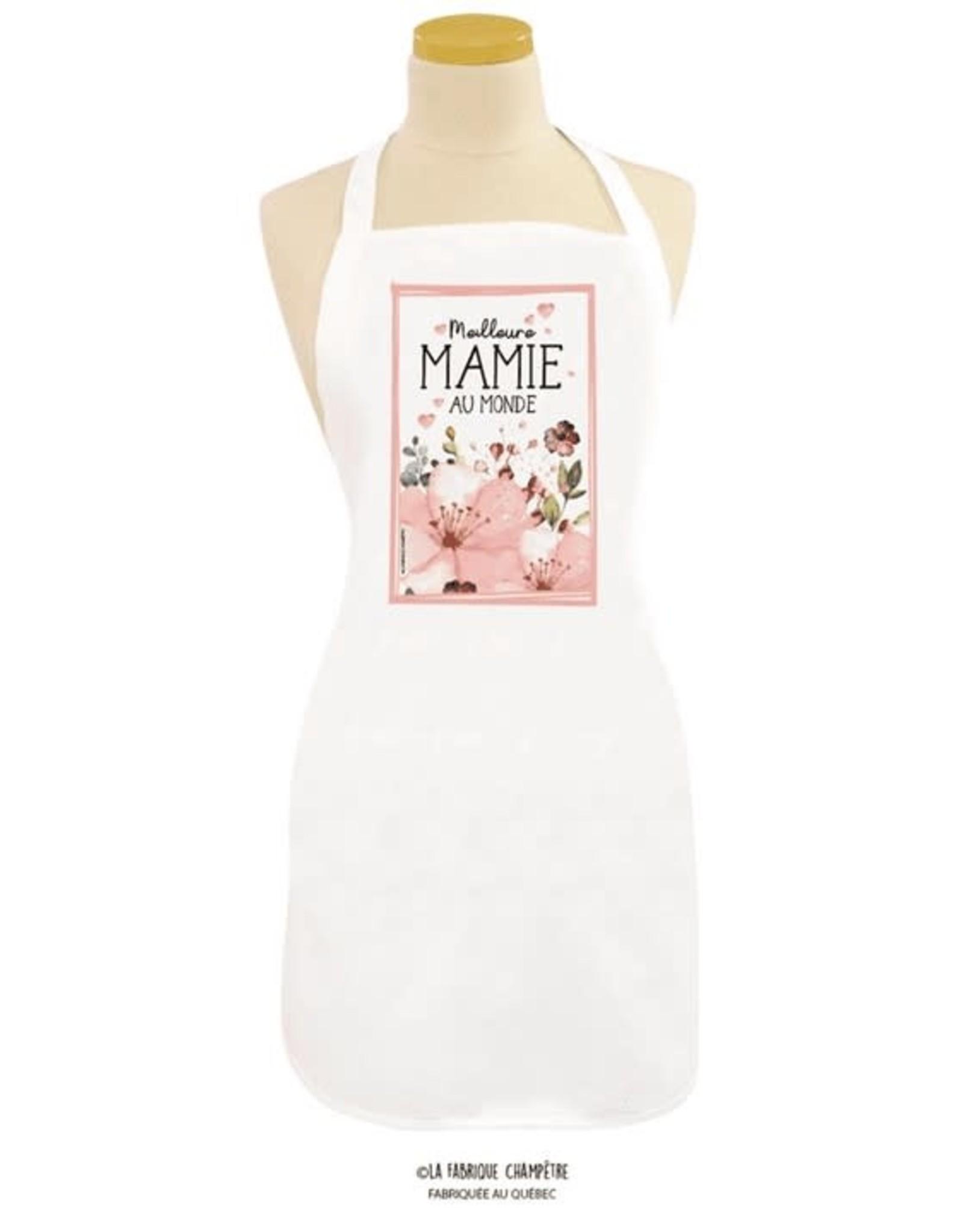 Fabrique Champêtre Tablier Mamie - Rosie