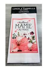 Fabrique Champêtre Linge à vaisselle - Mamie