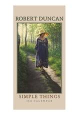 Petit calendrier 2022 - Robert Duncan