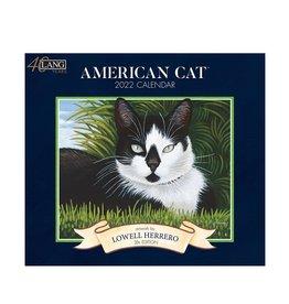 Calendrier 2022 - Américan cat