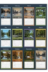 Calendrier  2022 - Lure of the outdoors