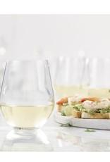Trudeau Verres sans pied  à vin blanc - Bte de 4