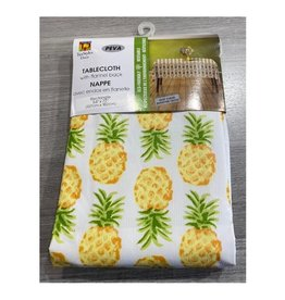Nappe en vinyle Ananas