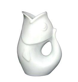 Gurgle Pot Gurgle pot Blanc Mat - Large