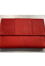 Portefeuille Taylor rouge