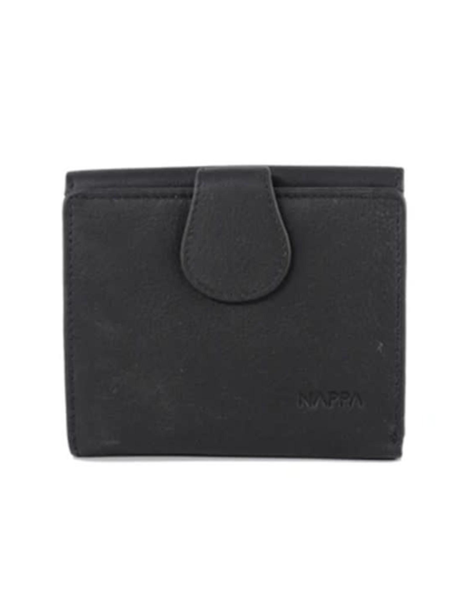Petit portefeuille - Claire noir
