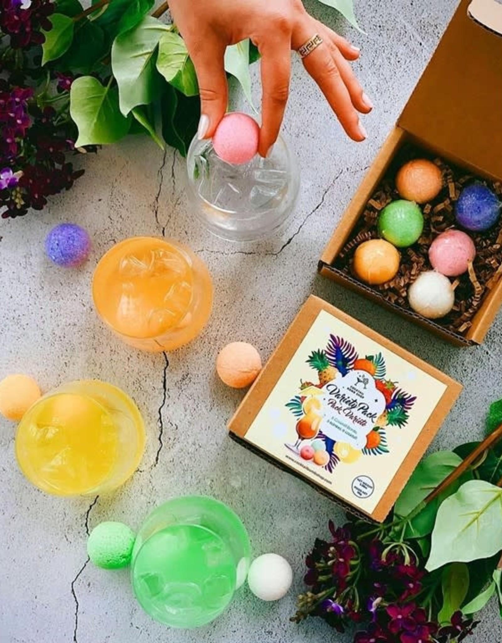 Boîte cadeaux - Bombes à cocktail