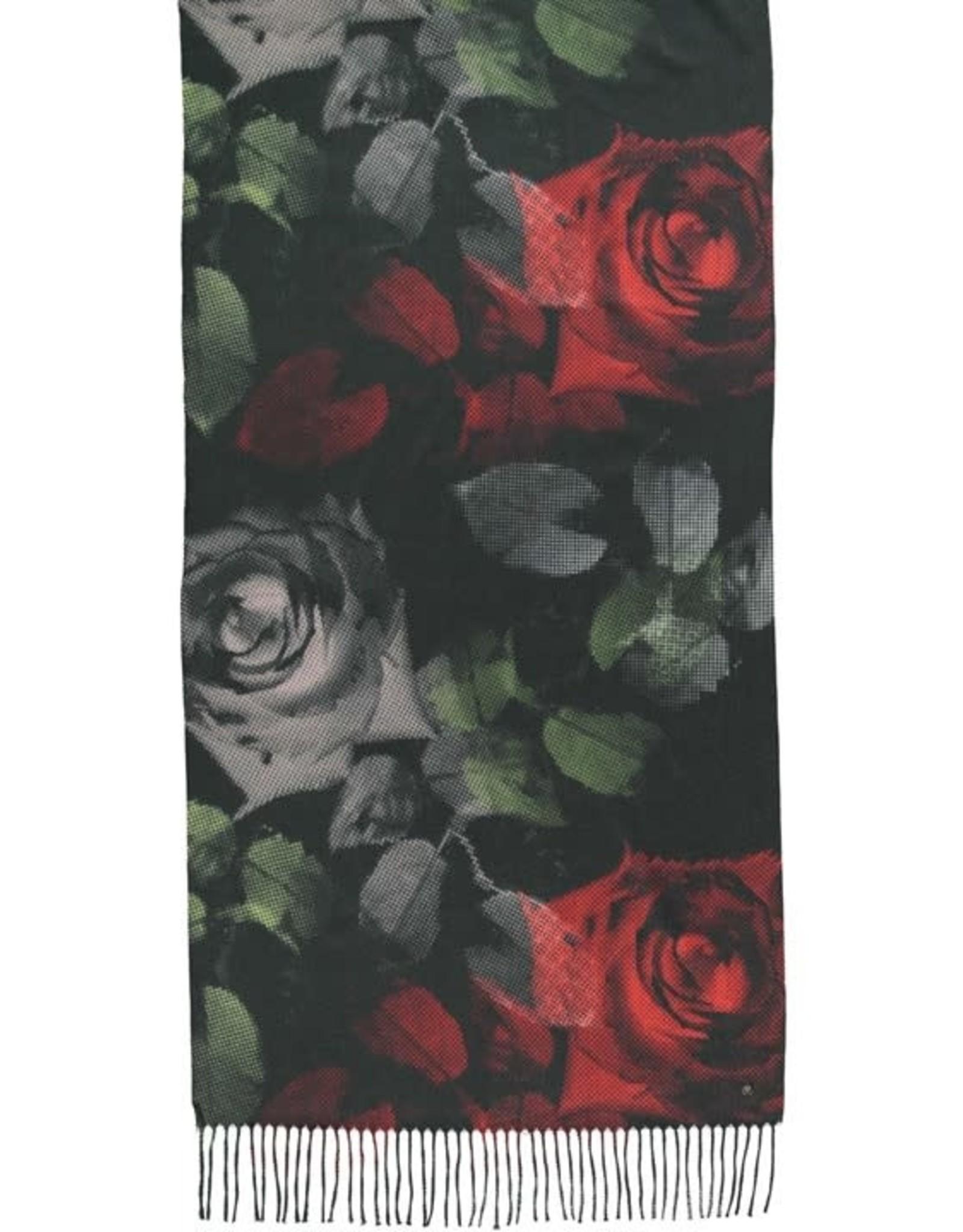 Fraas Foulard digital roses