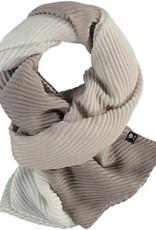 Fraas Foulard plissé ombre - taupe