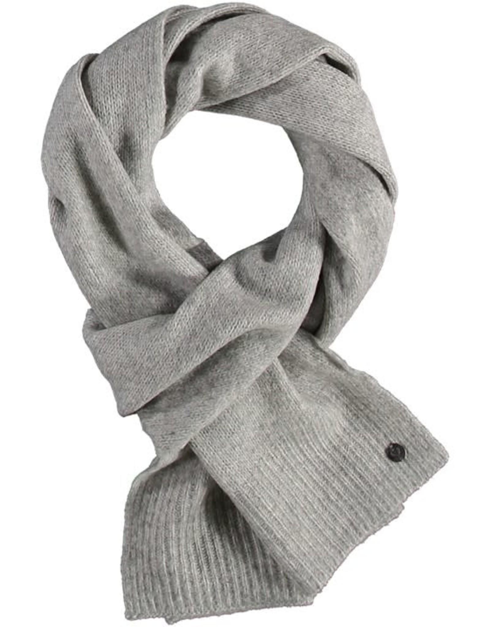 Fraas Foulard tricot - Gris
