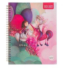 Ketto Agenda scolaire - Flavie  2021-2022