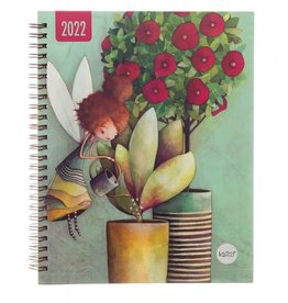 Ketto Agenda hebdomadaire Cybèle - 2022