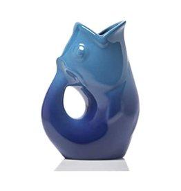 Gurgle Pot Gurgle pot ombre Cobalt - Large