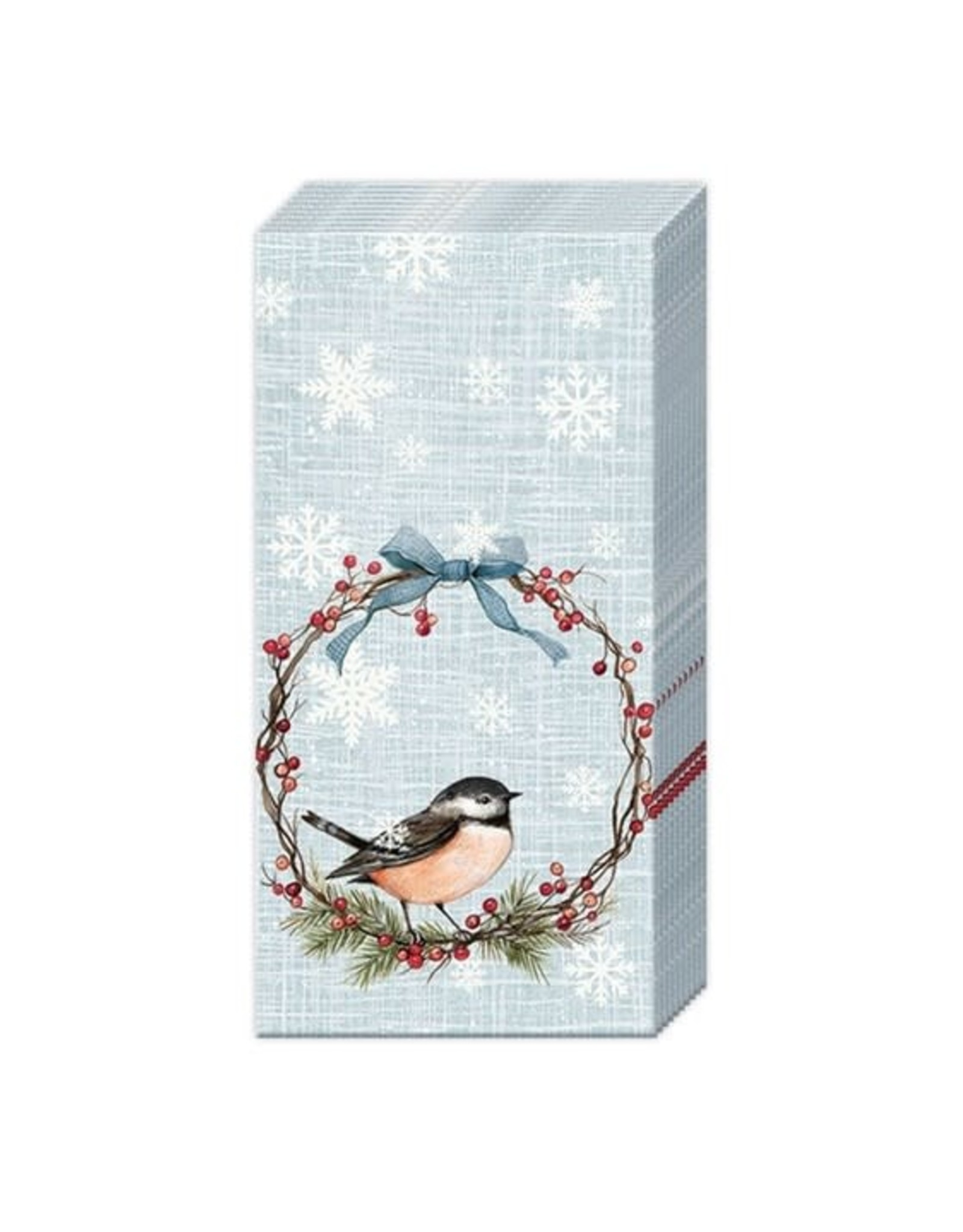 Kleenex - Oiseau couronne