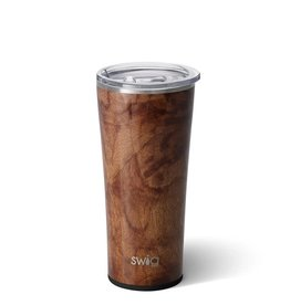 Swig Gobelet à café - Effet bois